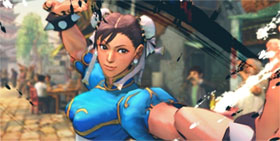 Street Fighter IV - Chun Li