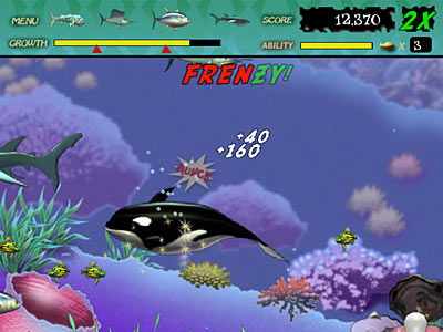 Beautiful fish in the world fish games online for Fish frenzy game