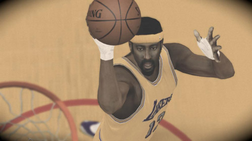 Wilt Chamberlain in NBA 2K12