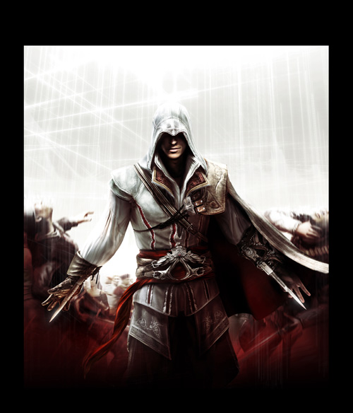Ezio from Assassin's Creed 2