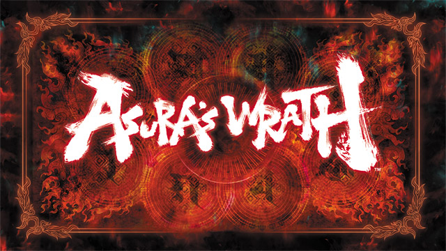 Asura's Wrath logo