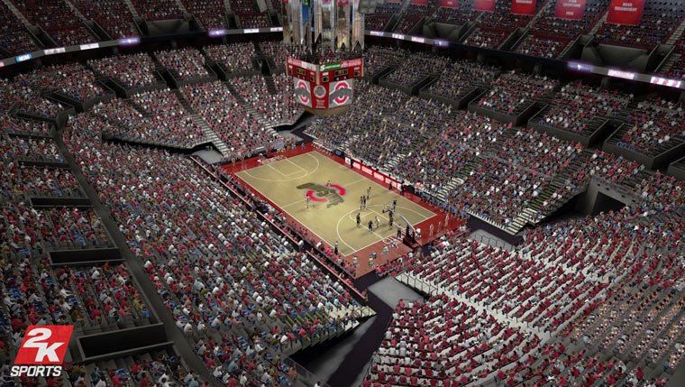 College Hoops 2K8 Review - The Next Level