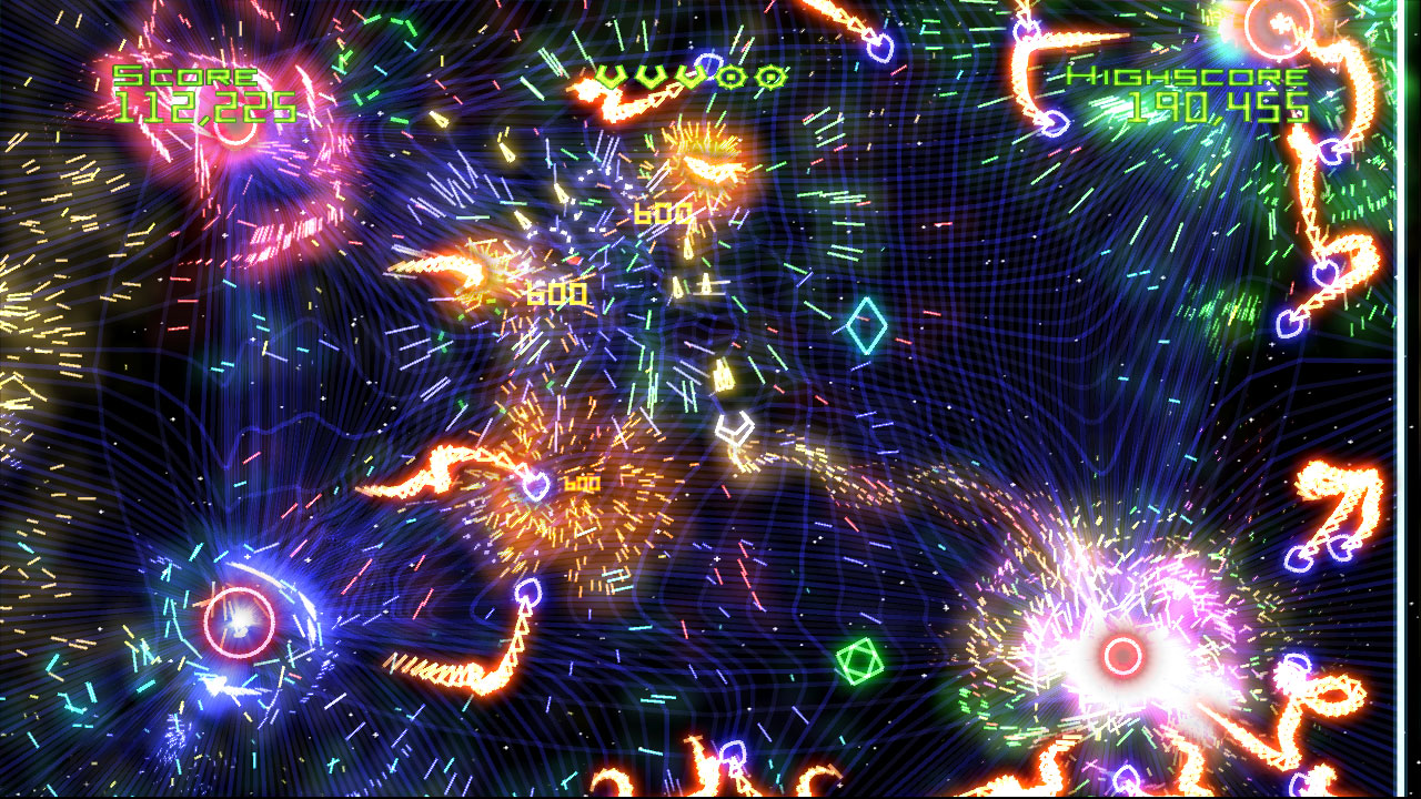 Geometry Wars: Retro Evolved Screens - The Next Level