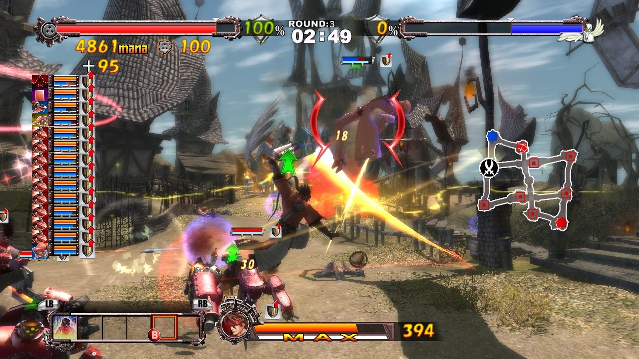 Guilty Gear 2: Overture Screens - The Next Level