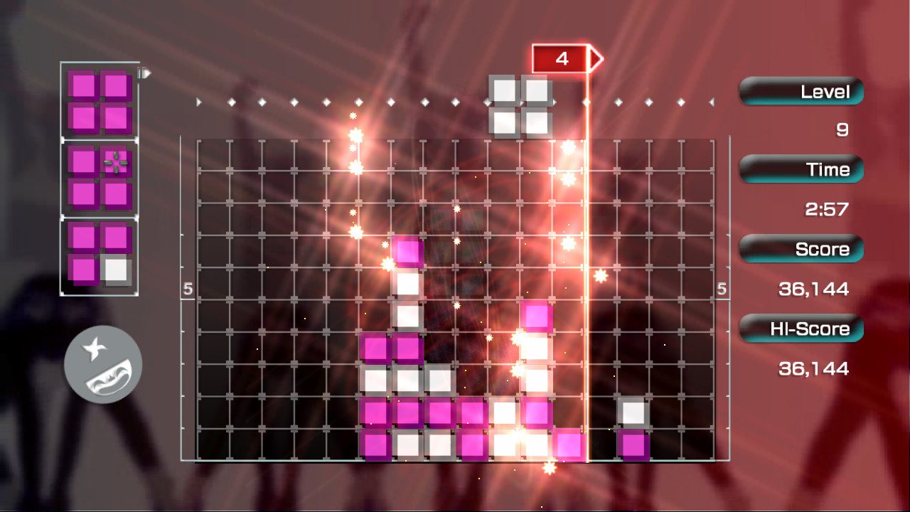 The News Review >> Lumines Live! Review - The Next Level