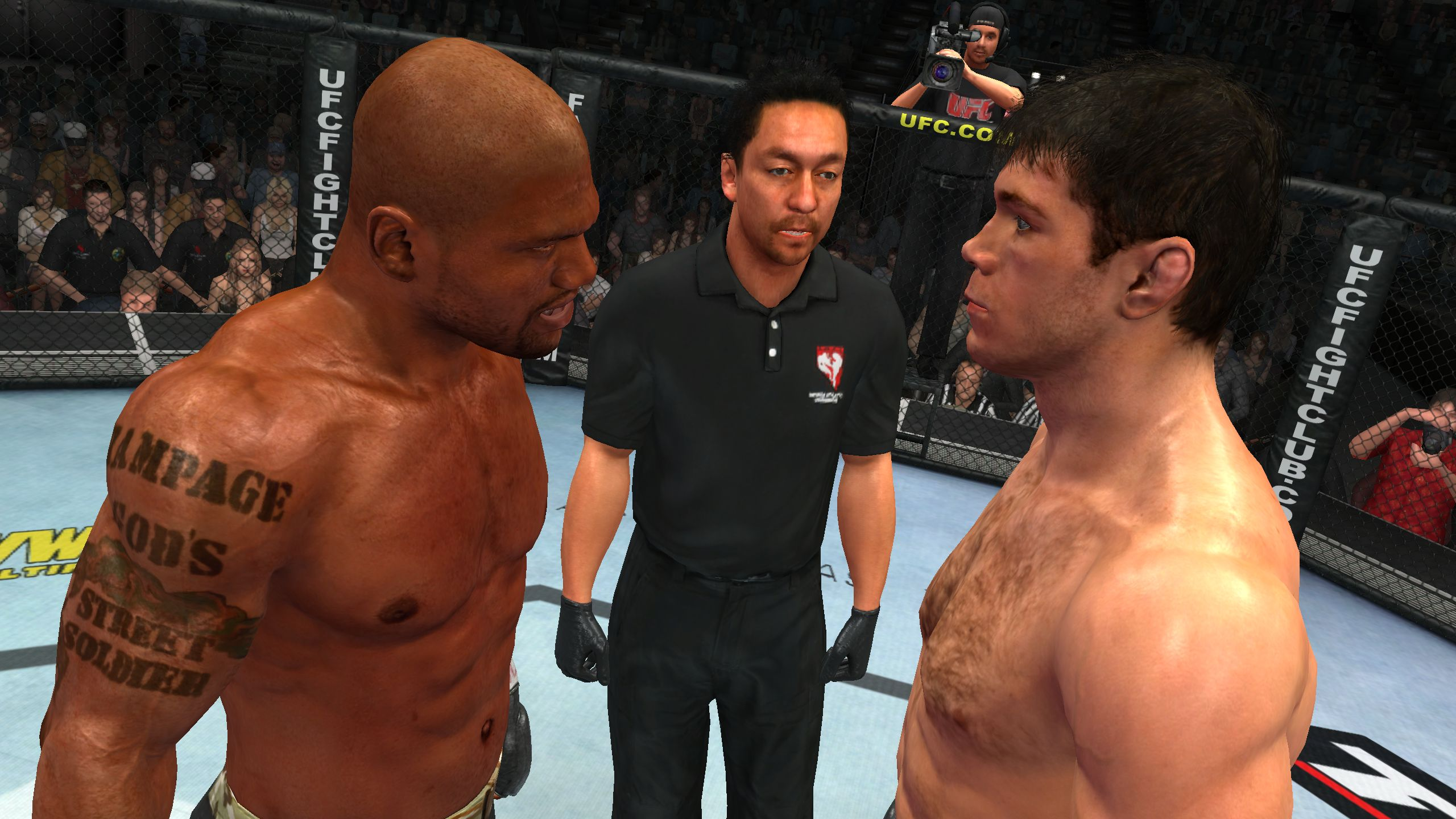 UFC 2009 Screens - The Next Level.