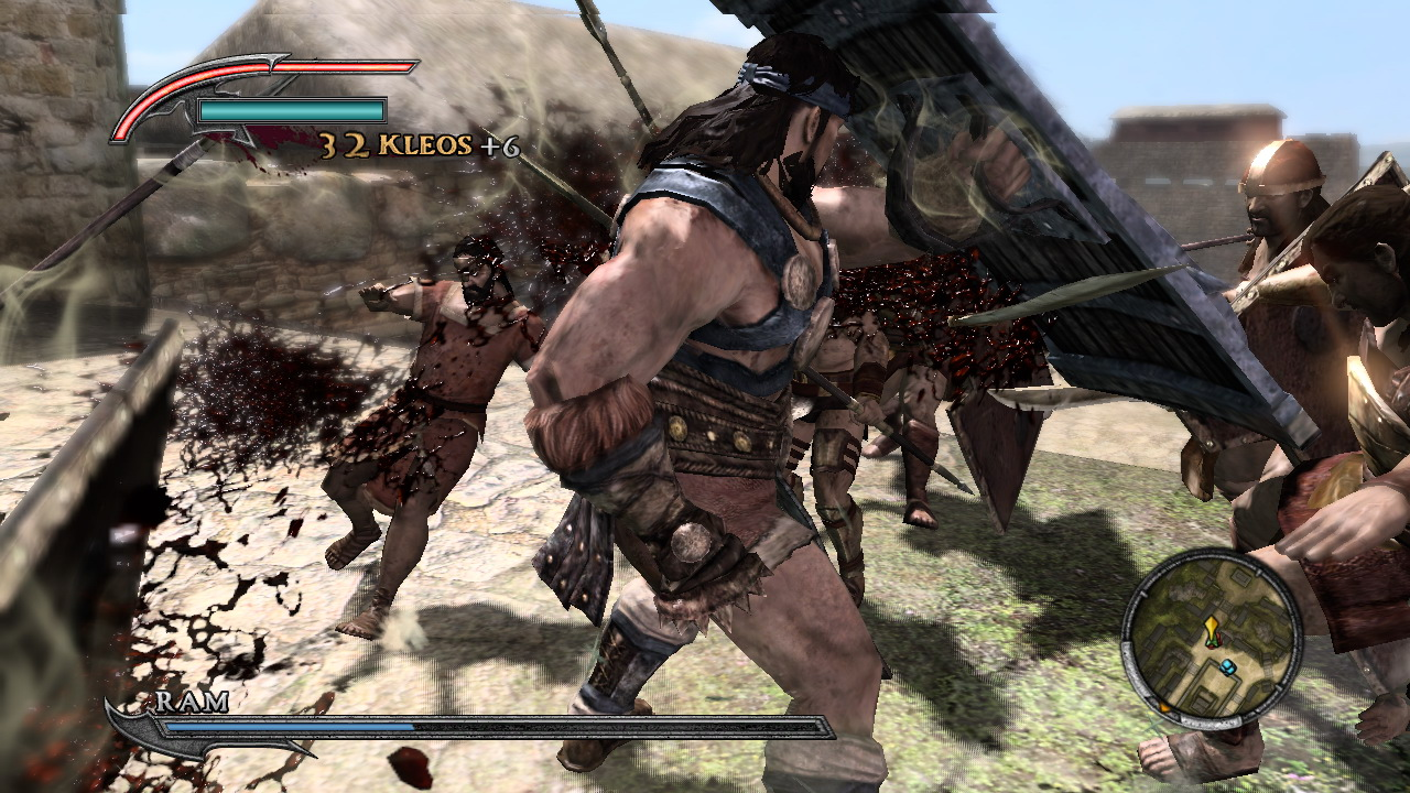 legend of troy ps3 review