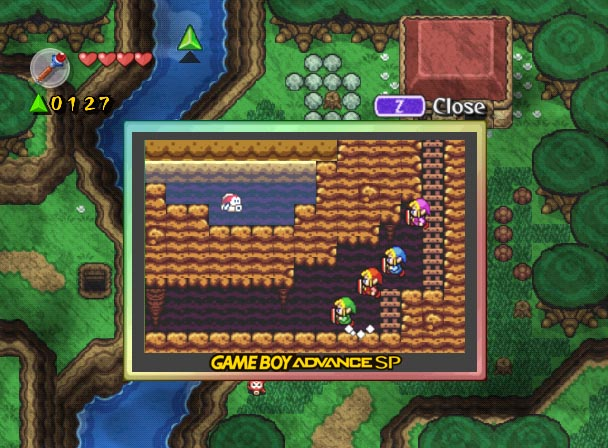 download the legend of zelda four swords anniversary edition rom