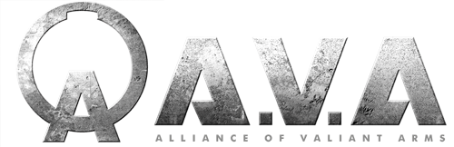 Alliance of Valiant Arms logo