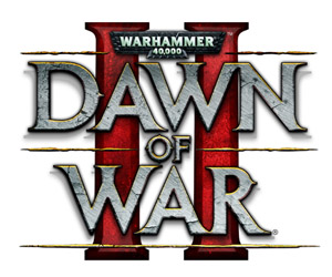 Warhammer 40,000: Dawn of War II logo