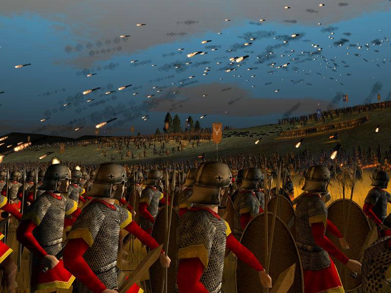 fall of rome barbarian invasion
