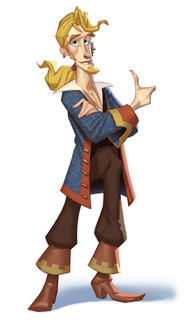 Guybrush Threepwood HD