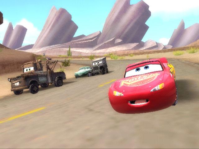 Cars Race O Rama Ps Gamestop
