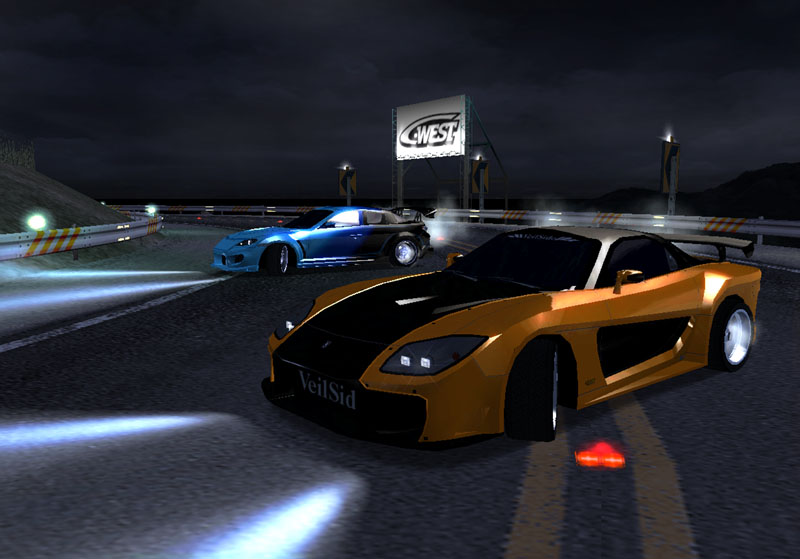 The Fast and the Furious: Tokyo Drift screens