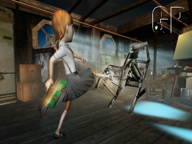 Monster House Ps2 Review The Next Level