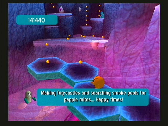 Pac-Man World 3 Screens - The Next Level