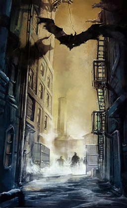 Artwork for Batman: Arkham City