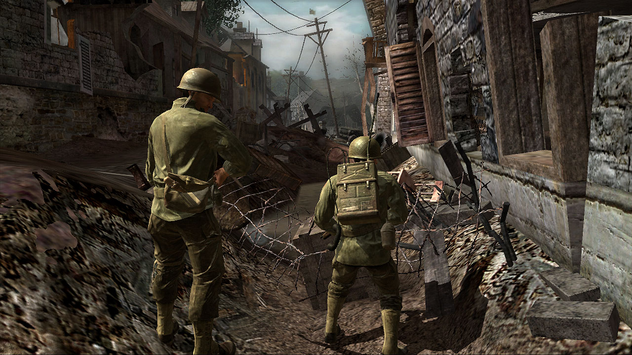 Call of Duty 3 (PS3) Review - The Next Level