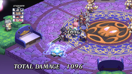 Disgaea 4 screen shot