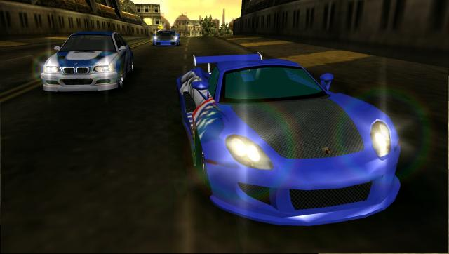 Need for Speed Most Wanted 5-1-0 screens