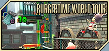 BurgerTime World Tour Preview