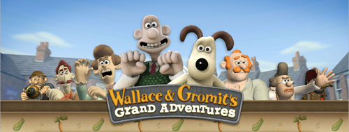 Wallace and Gromit Grand Adventures