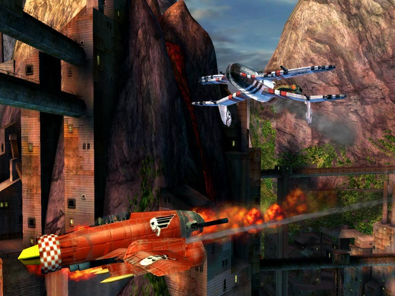 Crimson Skies High Road To Revenge Review The Next Level