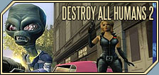 Destroy All Humans! 2 Review