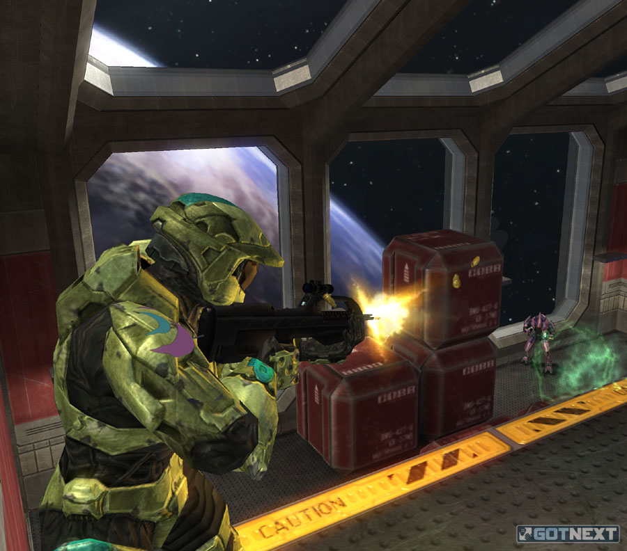 Halo 2 Multiplayer Map Pack Screens