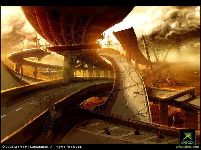 Phantom Dust Screens - The Next Level Xbox One Red