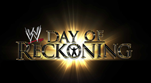 WWE Day of Reckoning logo. Besides the first party software, the best reason