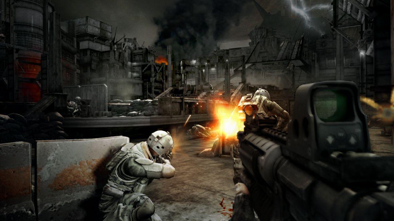 (Killzone 2, Sony)