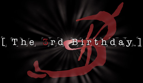 The 3rd Birthday logo