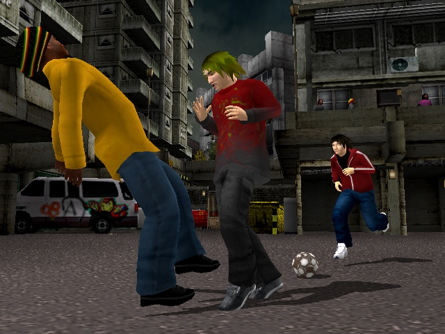 Download Free Urban Freestyle Soccer Full Pc Game