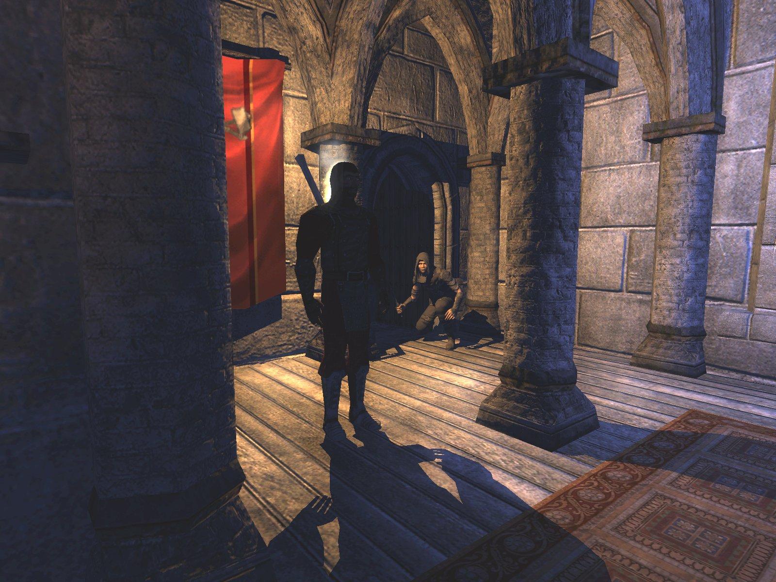 """حصريا:: لعبة الاثاره والمغامره """"hief 3 : Deadly Shadows"""" بحجم 530 ميجا فقط..! وعلى اكثر من سيرفر Thief-deadly-shadows-f"""
