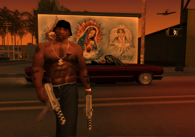 Gta IV vs. Gta San Andreas