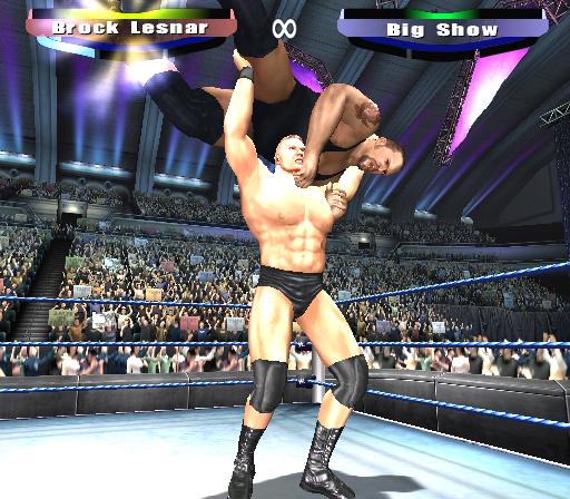 Wrestlemania XIX screen shot