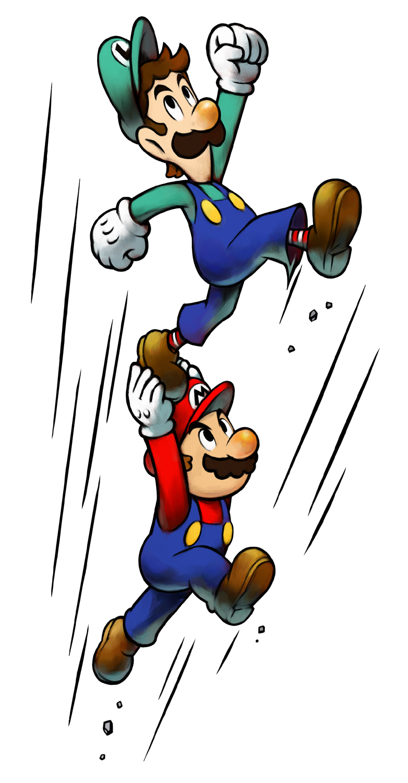 [Akuzo] - Manhunt - Level UP 2013 Mario-luigi-boost