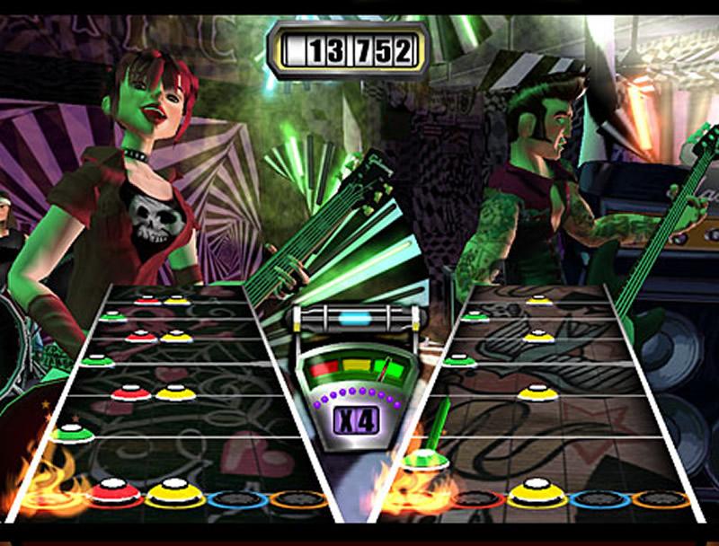 Review Guitar Hero 2 Xbox 360