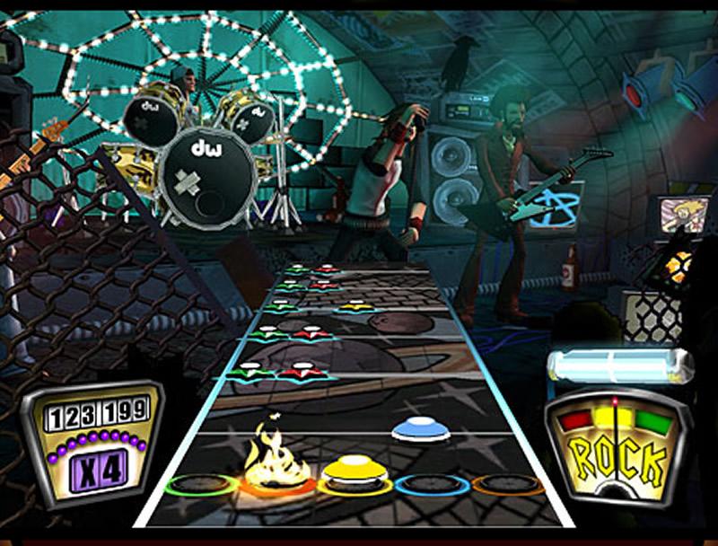 Guitar Hero II Screen Shot