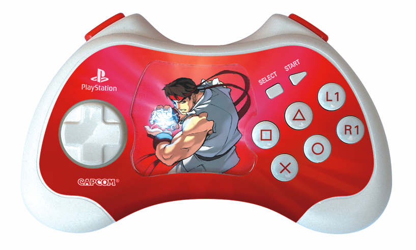ULTRA STREET FIGHTER 2 SWITCH - Page 2 Sf-ps2-controller-ryu
