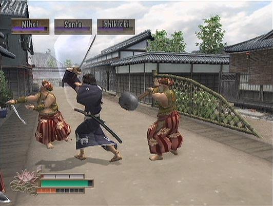 لعبة الساموراي للجالكسي Samurai