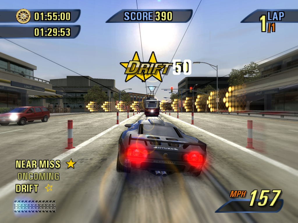 Burnout 3: Takedown (Page 2) - The Next Level Xbox Game Review