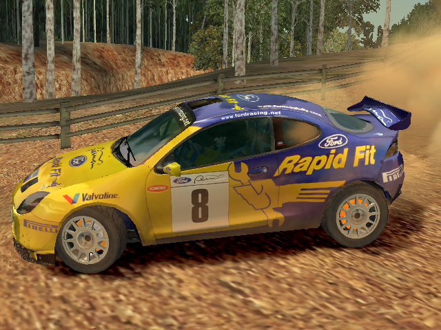 the next level xbox game review colin mcrae rally 3. Black Bedroom Furniture Sets. Home Design Ideas