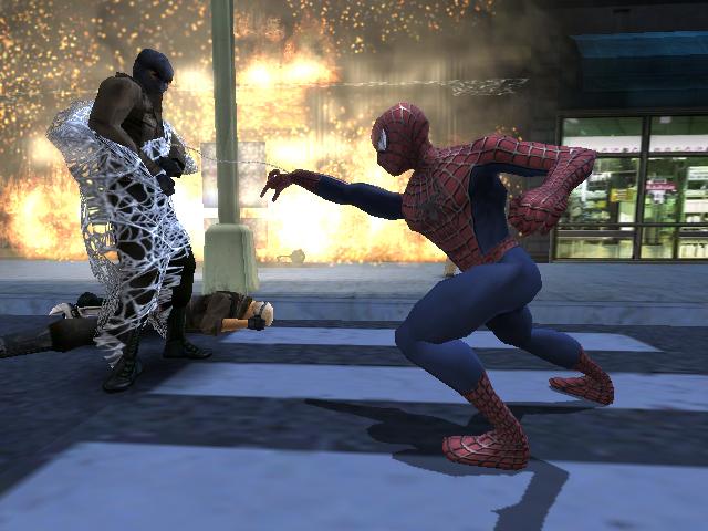 ����� ���� SpiderMan2 ������ �����