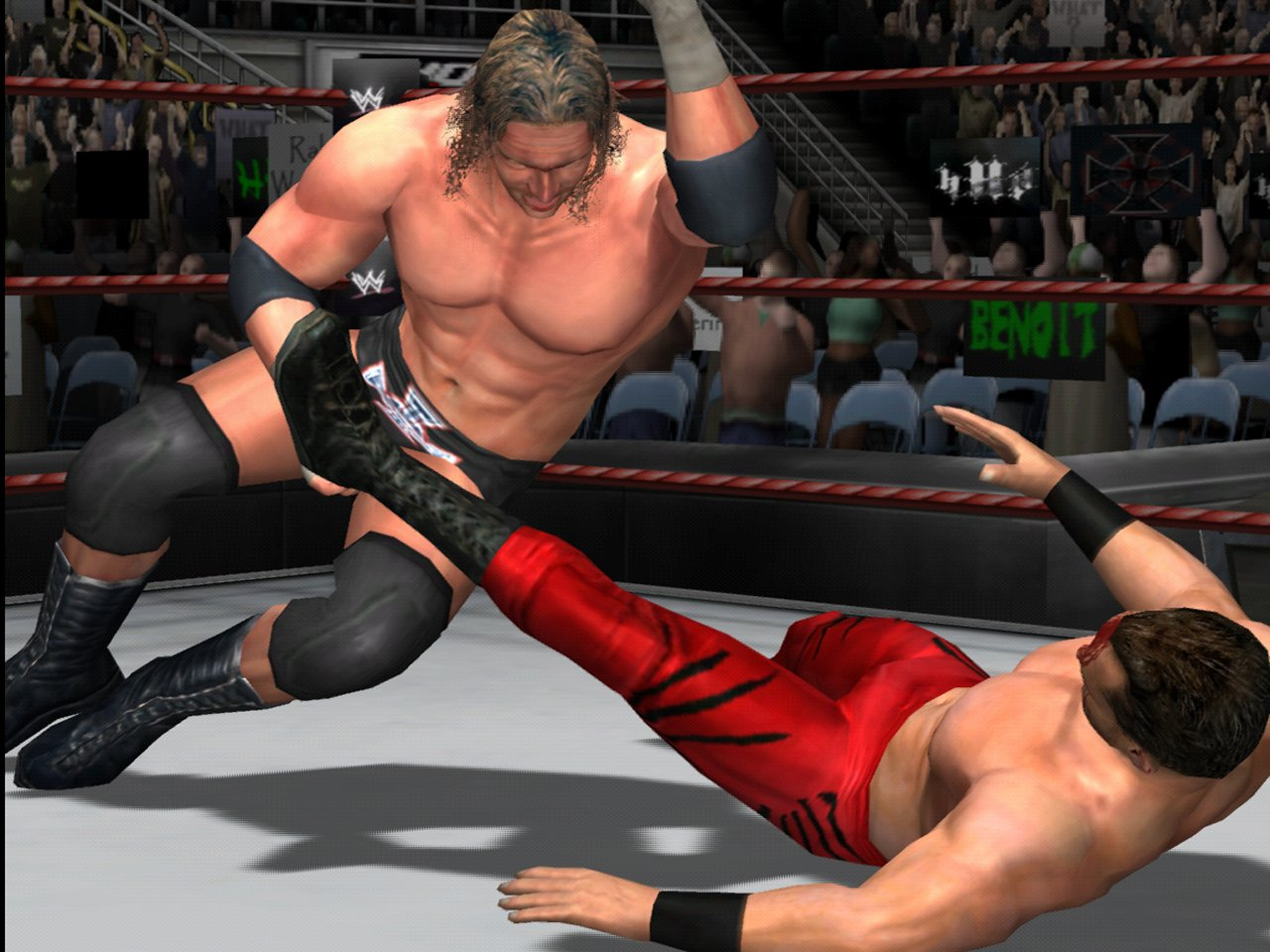 WWE Day of Reckoning - The Next Level GameCube Preview