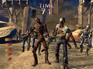 The Next Level Game Review House Of The Dead Iii