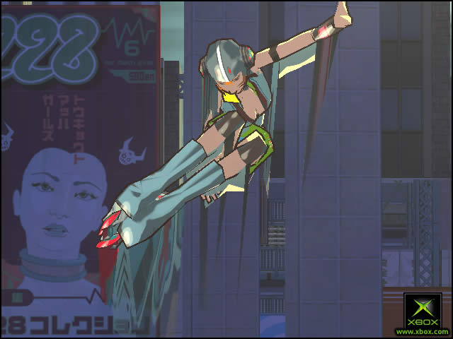 Awesome The Next Level Game Review Jet Set Radio Future Funny Birthday Cards Online Fluifree Goldxyz